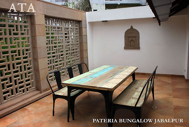 Restoration & Reuse of Pateria Bungalow, Jabalpur