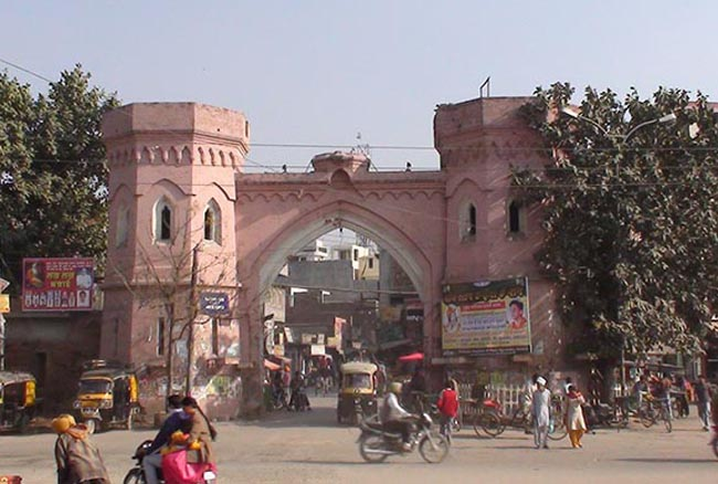 Restoration of Historic Gates to walled city of Amritsar